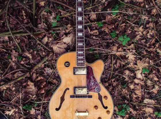 Dröm om gitarr