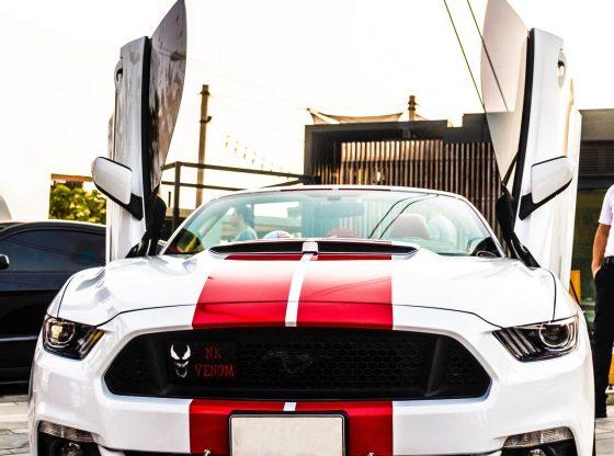 Gör din bil mer personlig med foliering