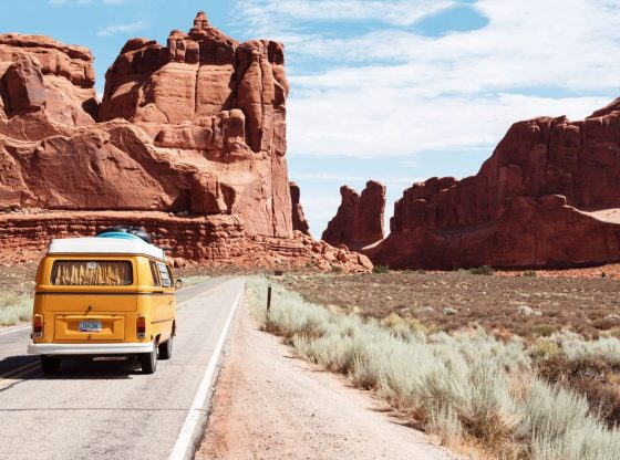 Upptäck friheten med husbil