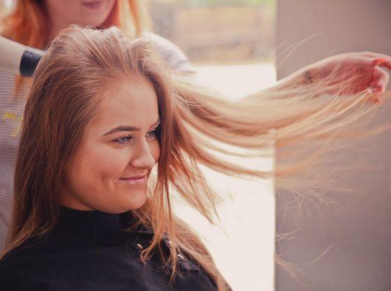 Framgång som frisör